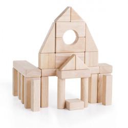 Набір будівельних блоків Unit Blocks, 28 шт.