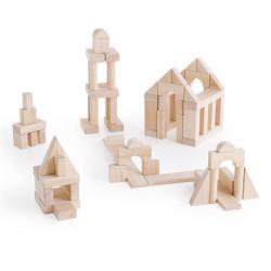 Набір будівельних блоків Unit Blocks, 84 шт.