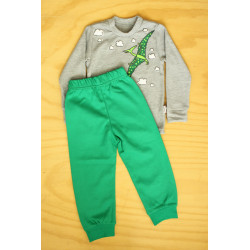 Пижама для мальчика ПЖ-92