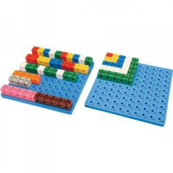 Доска для набора Соедини кубики 1017CR