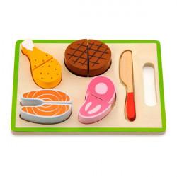 Іграшкові продукти Пікнік