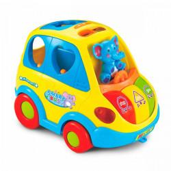 Іграшка-сортер Розумний автобус