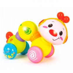 Музыкальная игрушка Гусеничка