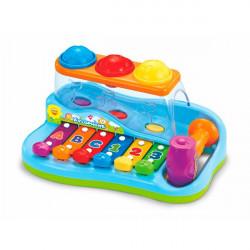 Музыкальная игрушка Ксилофон с шариками