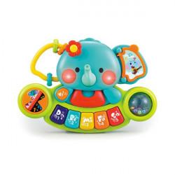 Музыкальная игрушка Пианино-слоник