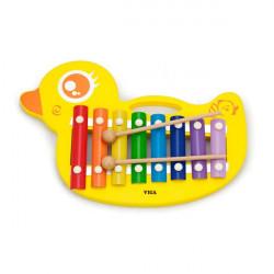 Музыкальная игрушка Ксилофон-утенок