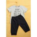 Пижама для мальчика ПЖ-105