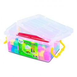 Набор для счета Кубики на стержнях, 2 см