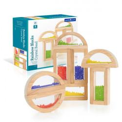 Набор стандартных блоков Block Play Бусины