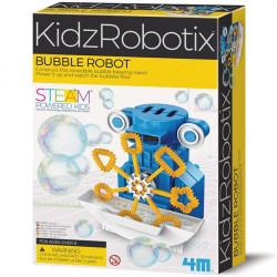 Научный набор Робот-мыльные пузыри