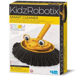 Научный набор Робот-уборщик