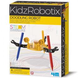Научный набор Робот-художник