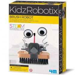 Научный набор Робот-щетка