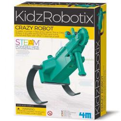 Научный набор Шальной робот
