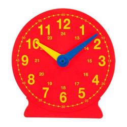 Навчальний годинник великий