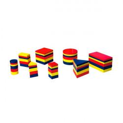 Обучающий набор Viga Toys Логические блоки Дьенеша (56164U)