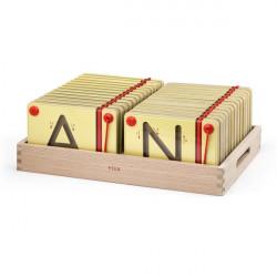 Обучающий набор Учимся писать Английские заглавные буквы