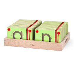 Обучающий набор Учимся писать Английские строчные буквы