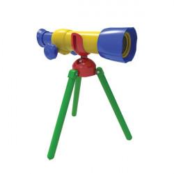 Оптический прибор Мой первый телескоп 15x