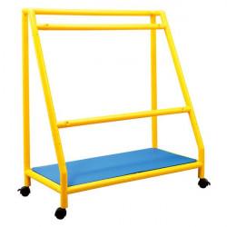 Стойка на колесиках для обучающей панели 1177-1