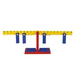 Набір для рахування Математичні терези-балансир