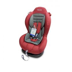 Автокрісло Smart Sport (червоний/сірий)